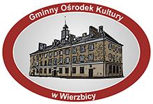 logo Gminnego Ośrodka Kultury w Wierzbicy